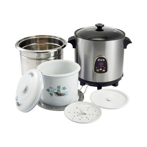 電腦燉湯煲 Multi Function Intelligent Soup Pot 燉煲|煲湯煲|燉湯煲|電子燉盅