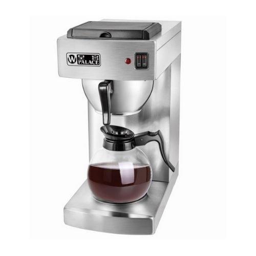 全鋼咖啡機配玻璃壺 1.8L