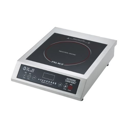 商用電磁爐 Induction Cooker輕觸式/滑動控制,火力一鍵直達